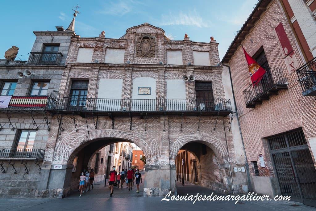 Palacio Real Testamentario, lugar donde murió Isabel la Católica en Medina del Campo - Los viajes de Margalliver