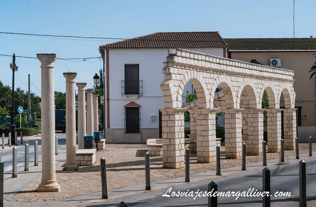 Casariche en la ruta en autocaravana por la sierra sur de Sevilla - Los viajes de margalliver