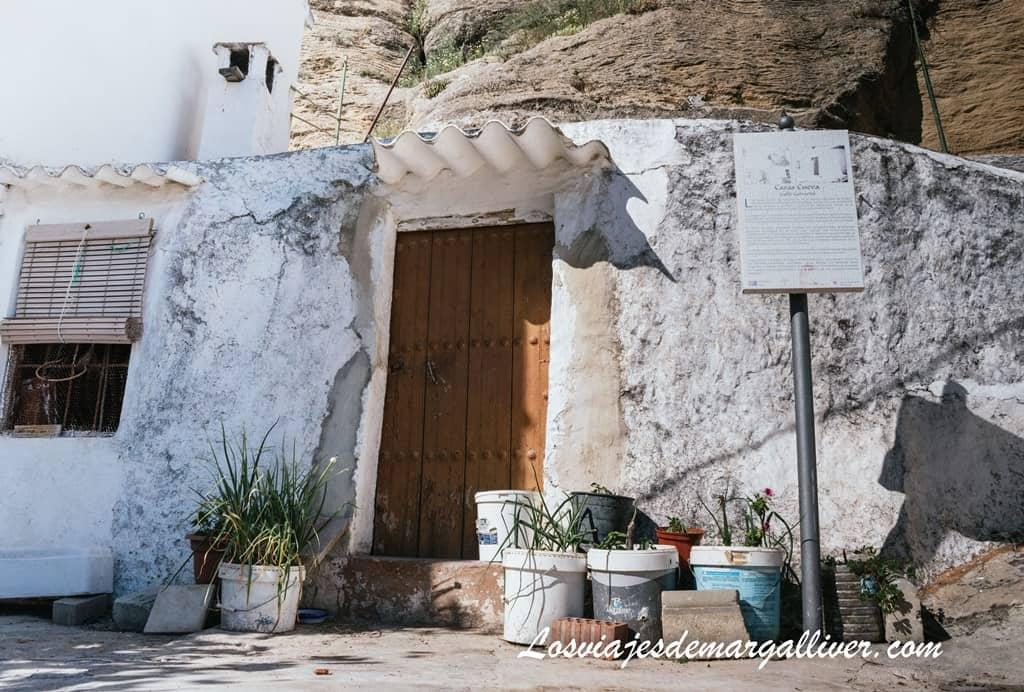 Casa cueva en Iznájar, qué visitar en Iznájar - Los viajes de Margalliver