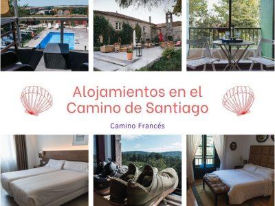 Alojamientos en el Camino de Santiago Francés