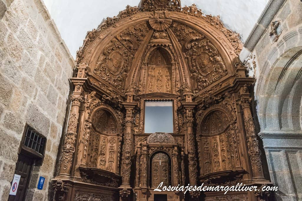 Antigua Iglesia de San Miguel, actual centro de interpretación de Ledesma - Los viajes de Margalliver