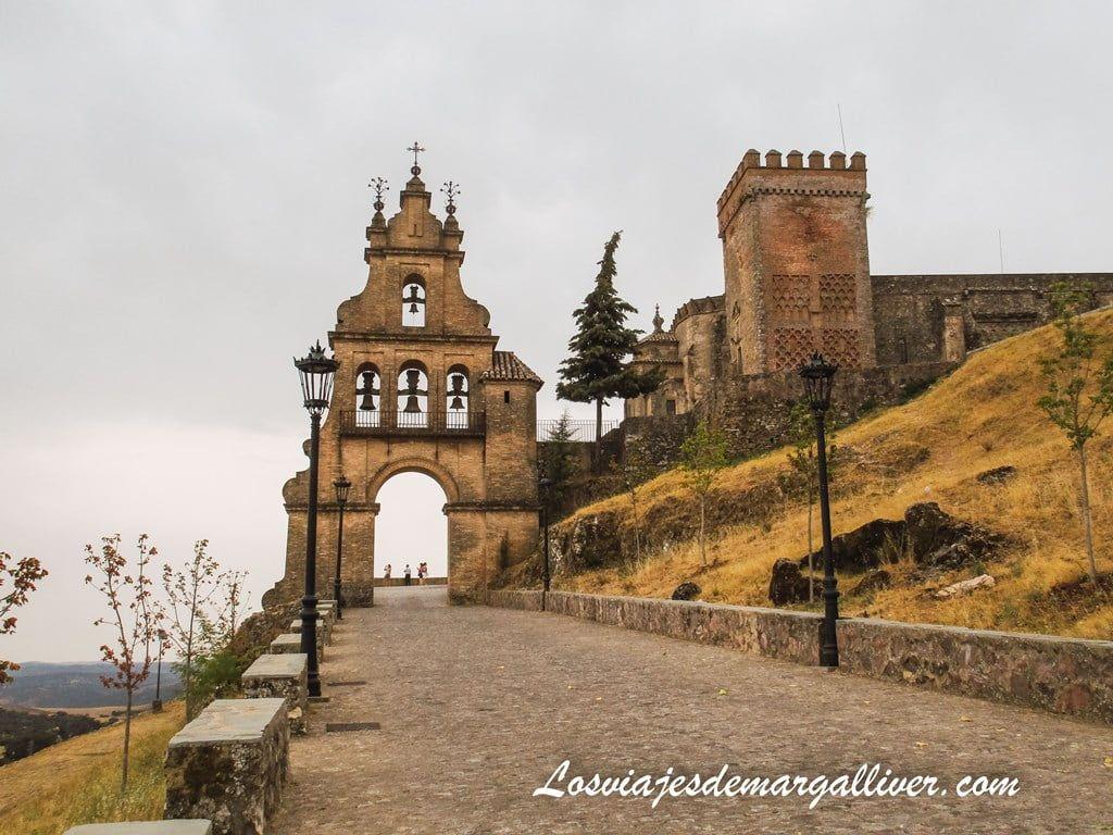 Aracena en la sierra de Huelva - Los viajes de Margalliver