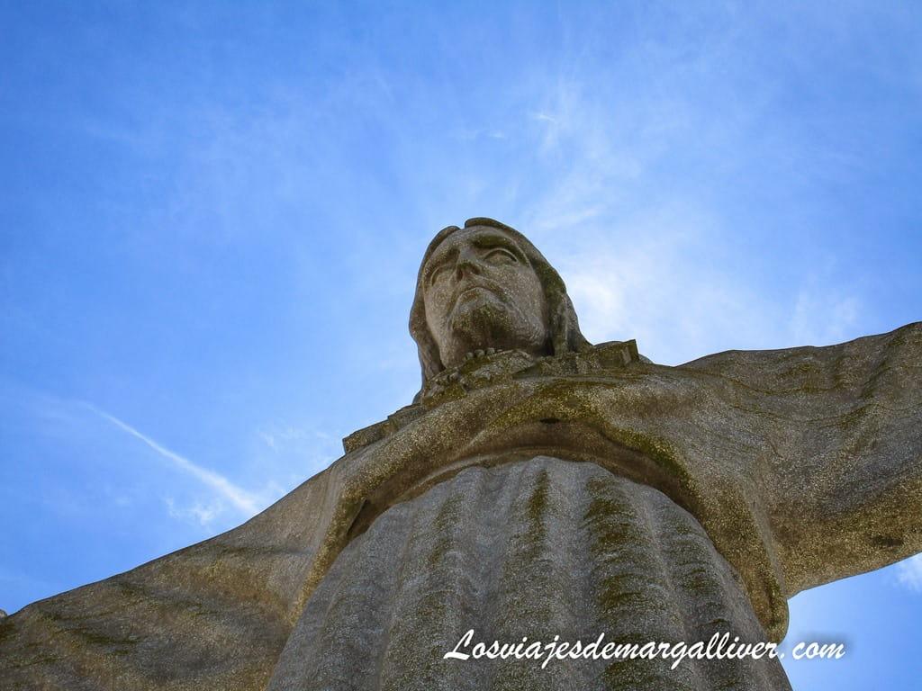 Cristo Rei en Lisboa - Los viajes de Margalliver