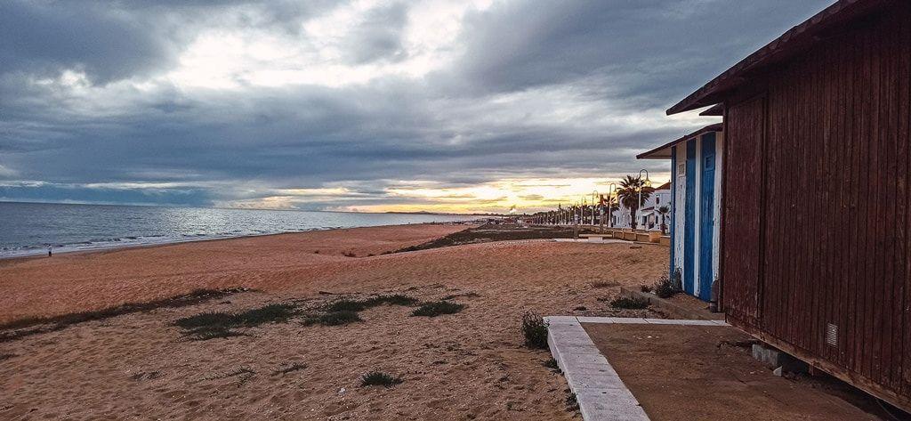 Playa de La Antilla, Ruta por la provincia de Huelva - Los viajes de Margalliver