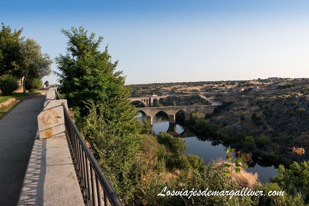 Paseo de Alonso Andrea en Ledesma - Los viajes de Margalliver