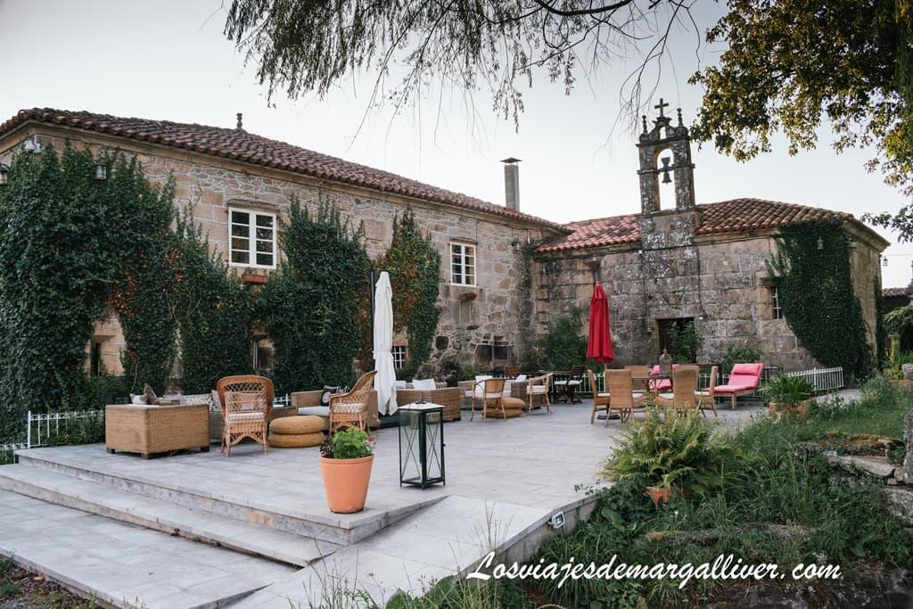 El pazo de Laia, sin duda el mejor alojamiento en el Camino de Santiago Francés - Los viajes de Margalliver