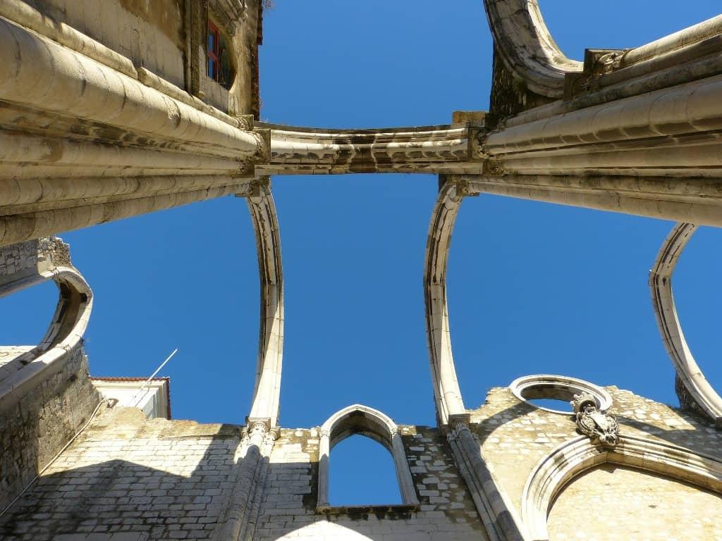 Convento do Carmo en Lisboa - Los viajes de Margalliver