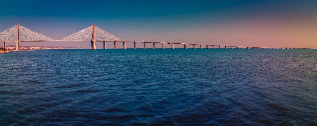 Puente Vasco de Gama en Lisboa - Los viajes de Margalliver