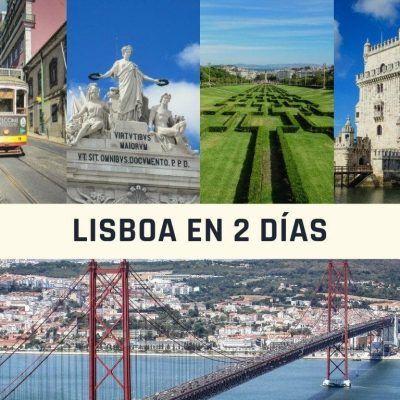 Qué ver en Lisboa en 2 días