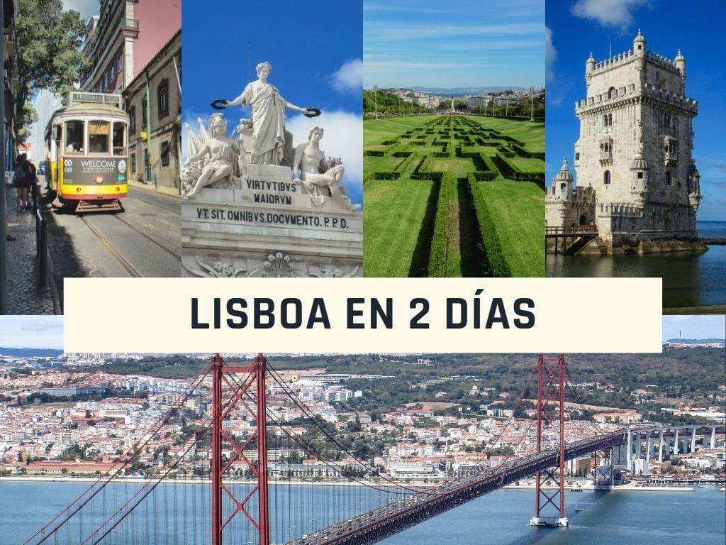 Qué ver en Lisboa en 2 días - Los viajes de Margalliver