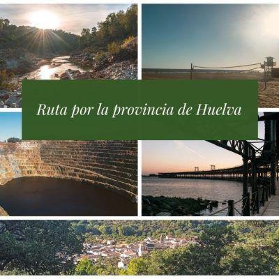 Descubriendo la provincia de Huelva