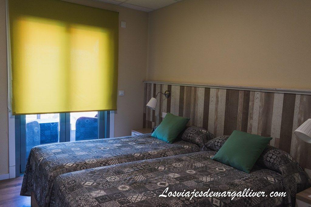 habitación de Casa Costoya en Arzua, alojamiento para el Camino de Santiago Francés - Los viajes de Margalliver