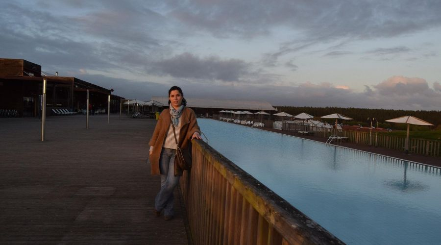Zmar eco campo en el alentejo portugu s los viajes de for Piscina zmar