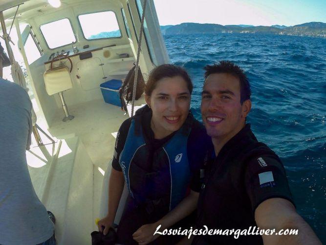 Ruta en coche por Mallorca, en el barco con Zoea Mallorca - Los viajes de Margalliver
