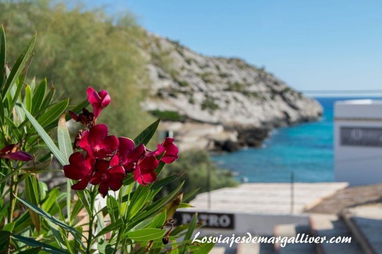 Ruta en coche por Mallorca, cala Barques - Los viajes de Margalliver