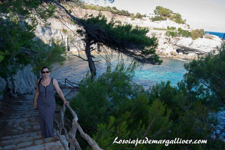 Ruta en coche por Mallorca,de camino a la cala Banyalbufar - Los viajes de Margalliver