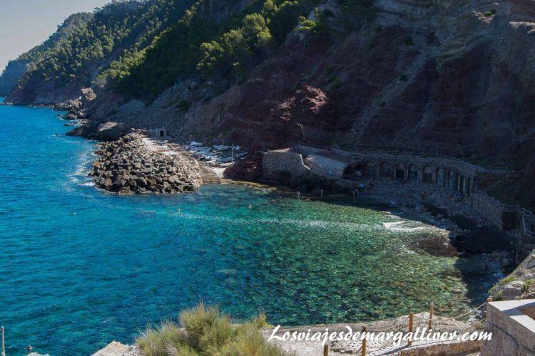 Ruta en coche por Mallorca, cala Stellencs - Los viajes de Margalliver
