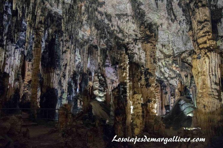Ruta en coche por Mallorca, cuevas de Artá - Los viajes de Margalliver
