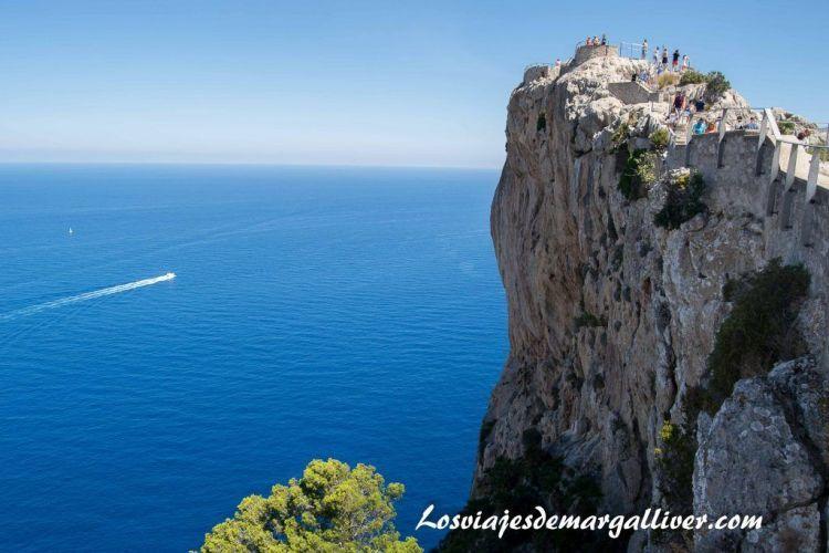 Ruta en coche por Mallorca, Mirador Es Colomer - Los viajes de Margalliver