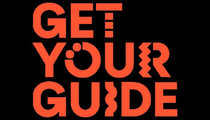Logo Get Your Guide, excursiones y actividades
