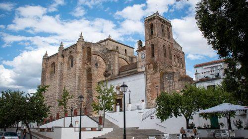 Iglesia de Nuestra Señora de la Consolación- cazalla de la sierra